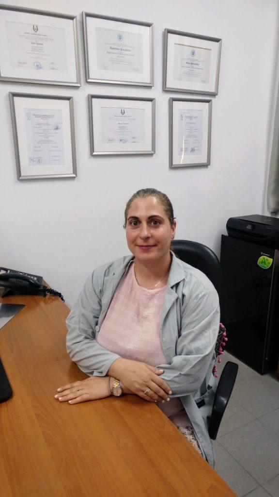 Dr. Anastasia Paraskeva