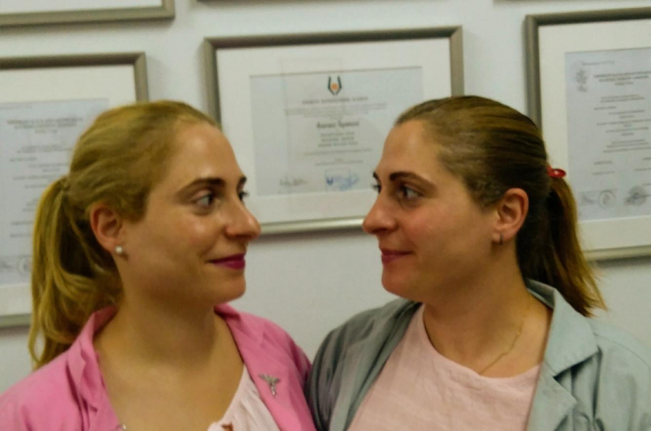 Dr Anastasia & Eleni Paraskeva